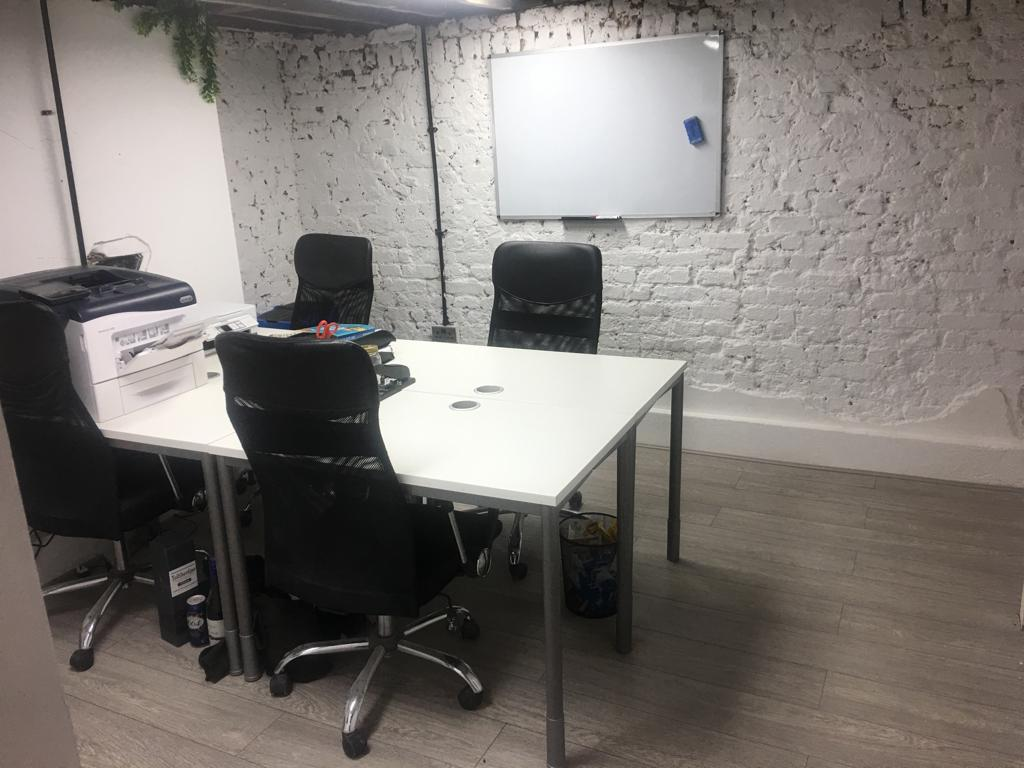 6 Desk Office in Kings Cross